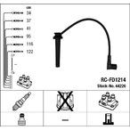 Przewody zapłonowe - zestaw NGK 44226