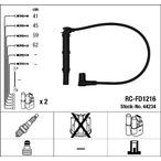 Przewody zapłonowe - zestaw NGK 44234