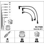 Przewody zapłonowe - zestaw NGK 8211