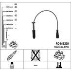 Przewody zapłonowe - zestaw NGK 0755