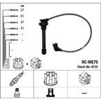 Przewody zapłonowe - zestaw NGK 8735