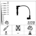Przewody zapłonowe - zestaw NGK 4061