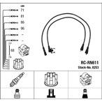 Przewody zapłonowe - zestaw NGK 8253