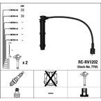 Przewody zapłonowe - zestaw NGK 7705