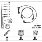 Przewody zapłonowe - zestaw NGK 9687