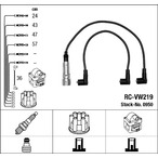 Przewody zapłonowe - zestaw NGK 0950