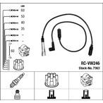 Przewody zapłonowe - zestaw NGK 7363