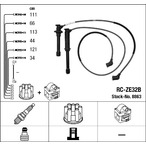 Przewody zapłonowe - zestaw NGK 8863