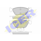 Klocki hamulcowe - komplet ICER 181125-203