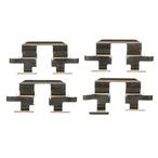 Zestaw akcesoriów klocków hamulcowych TRW PFK560