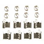 Zestaw akcesoriów klocków hamulcowych TRW PFK587