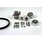 Zestaw paska rozrządu + pompa wody HEPU PK06551