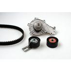 Zestaw paska rozrządu + pompa wody HEPU PK08031