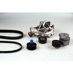 Zestaw paska klinowego wielorowkowego + pompa wody HEPU PK08080