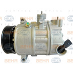 Kompresor klimatyzacji HELLA 8FK 351 322-741