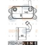 Chłodnica oleju silnikowego HELLA 8MO 376 751-791