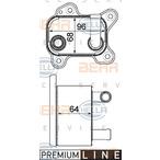 Chłodnica oleju automatycznej przekładni HELLA 8MO 376 792-791
