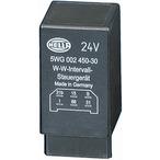 Przekaźnik przerywacza pracy wycieraczek HELLA 5WG 002 450-301