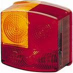 Szkło lampy tylnej zespolonej HELLA 9EL 134 740-001