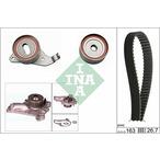 Zestaw paska rozrządu + pompa wody INA 530 0268 30