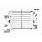 Chłodnica powietrza doładowującego - intercooler NRF 30768