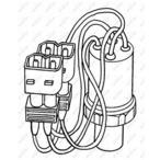 Przełącznik ciśnieniowy klimatyzacji NRF 38903