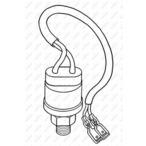 Przełącznik ciśnieniowy klimatyzacji NRF 38907
