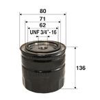 Filtr oleju VALEO 586018