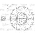 Wentylator chłodnicy silnika VALEO 696029