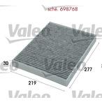 Filtr kabinowy VALEO 698768
