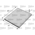 Filtr kabinowy VALEO 715521