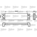 Chłodnica powietrza doładowującego - intercooler VALEO 817115