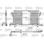 Chłodnica klimatyzacji - skraplacz VALEO 817230