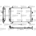 Chłodnica klimatyzacji - skraplacz VALEO 817824