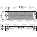 Chłodnica powietrza doładowującego - intercooler VALEO 817994