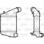 Chłodnica powietrza doładowującego - intercooler VALEO 818250