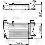 Chłodnica powietrza doładowującego - intercooler VALEO 818251