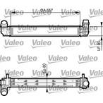 Chłodnica powietrza doładowującego - intercooler VALEO 818269