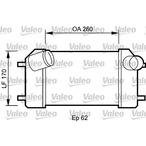 Chłodnica powietrza doładowującego - intercooler VALEO 818826