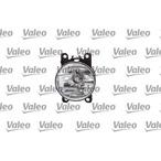 Reflektor przeciwmgłowy - halogen VALEO 044848