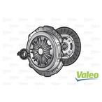 Sprzęgło - komplet VALEO 801139