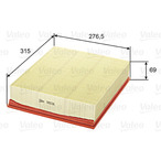 Filtr powietrza VALEO 585036