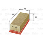 Filtr powietrza VALEO 585064