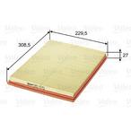 Filtr powietrza VALEO 585070