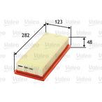 Filtr powietrza VALEO 585081