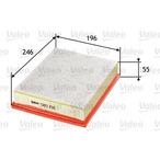 Filtr powietrza VALEO 585158