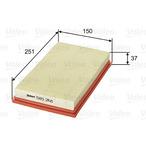 Filtr powietrza VALEO 585268