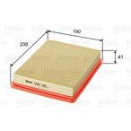 Filtr powietrza VALEO 585315