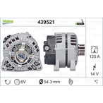 Alternator VALEO 439521
