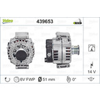 Alternator VALEO 439653